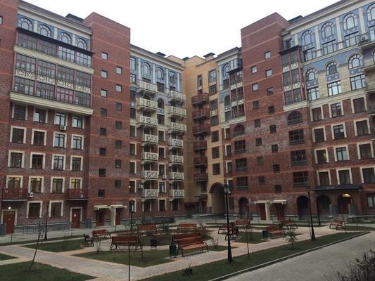 2-комнатная квартира в ЖК Видный город